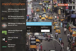 meinFernsehen: Moderne TV-Plattform mit einem Mix aus linerarem Fernsehen, Timeshift-Funktionen und Video-on-Demand