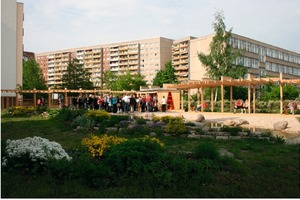 Feste im fertigen Garten: Erfahrungswerkstatt April 2009<br />
