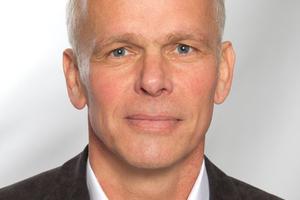 Andreas Kraus ist Produktmanager Bau & Immobilien bei DEKRA