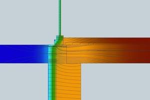 Einsatz der Isokorb Techonlogie zur Dämmung des Balkonanschlusses<br />