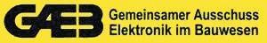 im Bundesamt für Bauwesen und Raumordnung in Bonn<br />Hauptausschuss GAEB im Deutschen Vergabe- und Vertragsausschuss für Bauleistungen (DVA)<br />