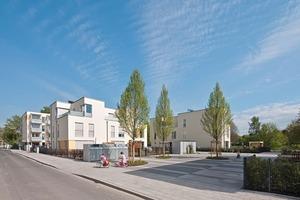 Die ruhige Randlage am Grünzug im Süden Düsseldorfs bietet viel Lebensqualität