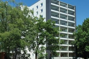 Das Modellprojekt Umbau in der Pertisaustraße 7. Hier soll Wohnen in allen Lebensphasen ermöglicht werden<br />