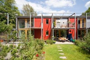 Kategorie Neubau Mehrfamilienhäuser: Preisträger Konstanz&nbsp; Zobelmannstraße<br />