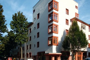 Sonderpreis Denkmalschutz im Wohnungsbau: Sanierte Moderne – Naumannsiedlung, Köln Riehl / GAG Immobilien AG, Köln<br />