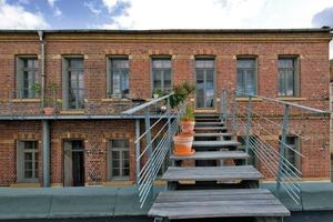 Die Gründerzeit-Backsteinfassade der Kaisermühle in Leipzig duldete keine Außendämmung. Dank Innendämmung wurde dennoch ein sehr guter Energiewert erzielt<br />