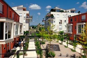 Die Stadt Heidelberg verfolgt mit dem zentrumsnahen Quartier am Turm eine beispielhaft nachhaltige ...↓<br />... Innenentwicklung in einer starken Wirtschaftsregion<br />