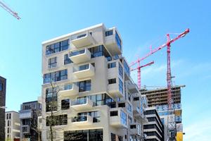 Wohnungsbau in der HafenCity