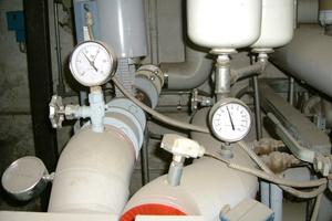 """Risiko Verkeimung: Die Temperatur von Trinkwasser """"warm"""" muss bei Austritt aus dem Wassererwärmer mindestens 60 °C betragen"""